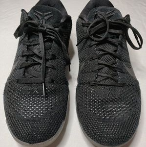 "The ""Black Space"" Kobe 11 Elite Low. Sz 12."